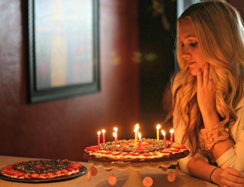Tori is 23…GULP!