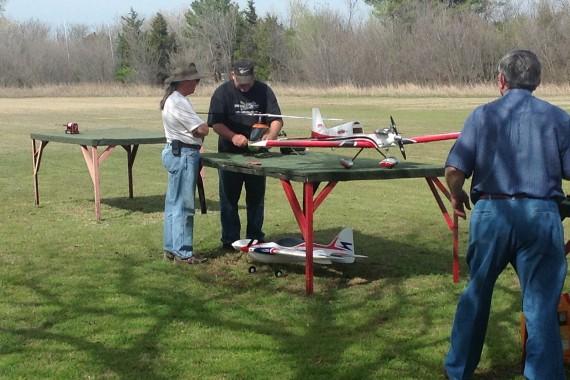 Tom Jones Memorial Airplane Flying Field
