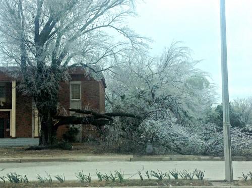 Oklahoma Ice Storm