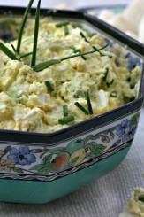 Egg Salad Dip 3