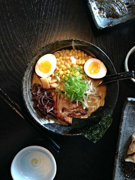 Miso Corn Ramen Tamashii OKC