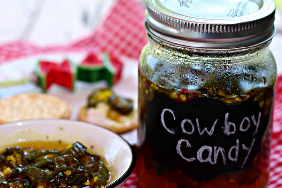 Cowboy Candy – Candied Jalapenos