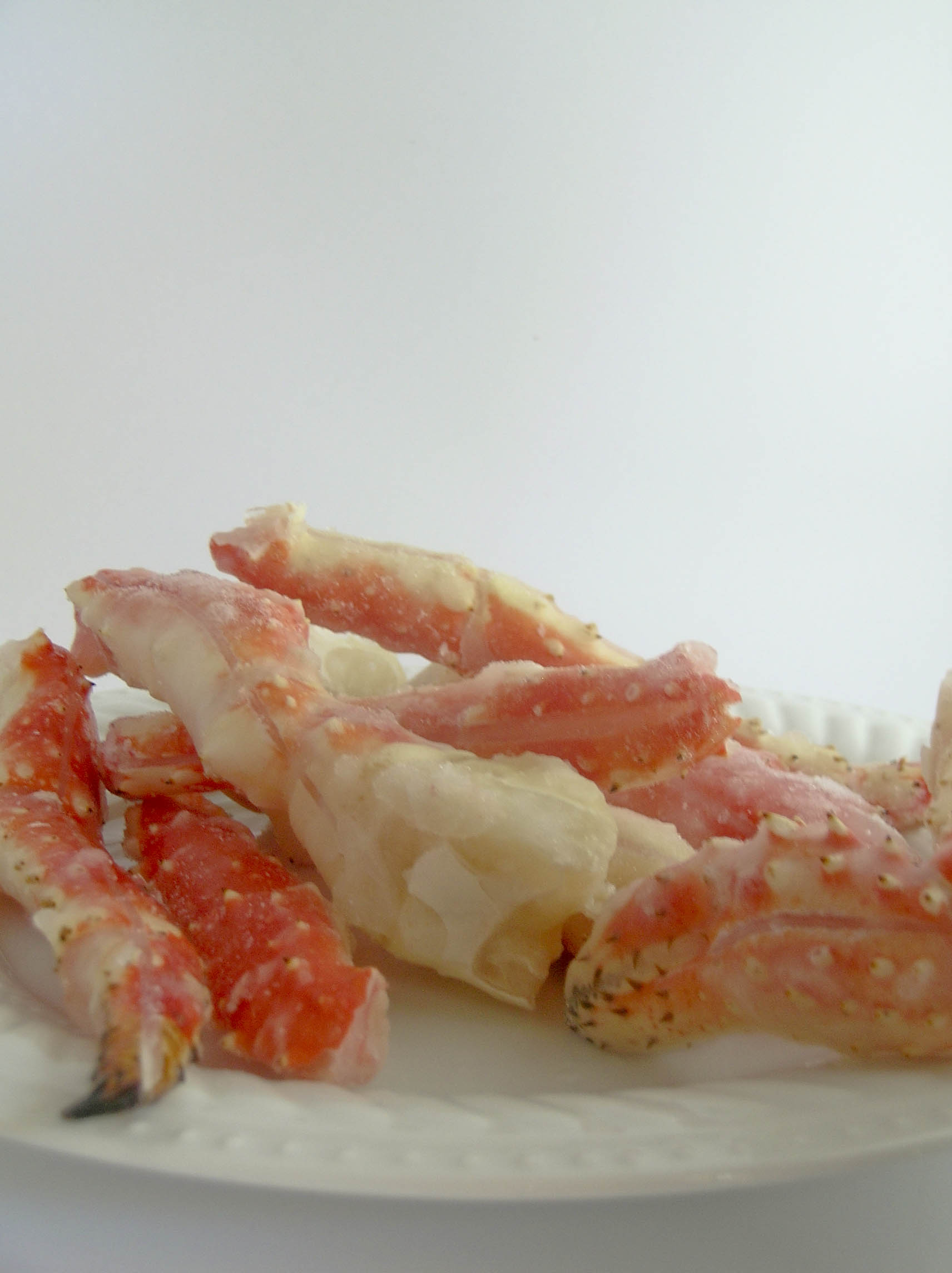 how to cook frosen crab