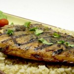 Honey & Lime Glazed Salmon – Featuring Mr. Wonderful