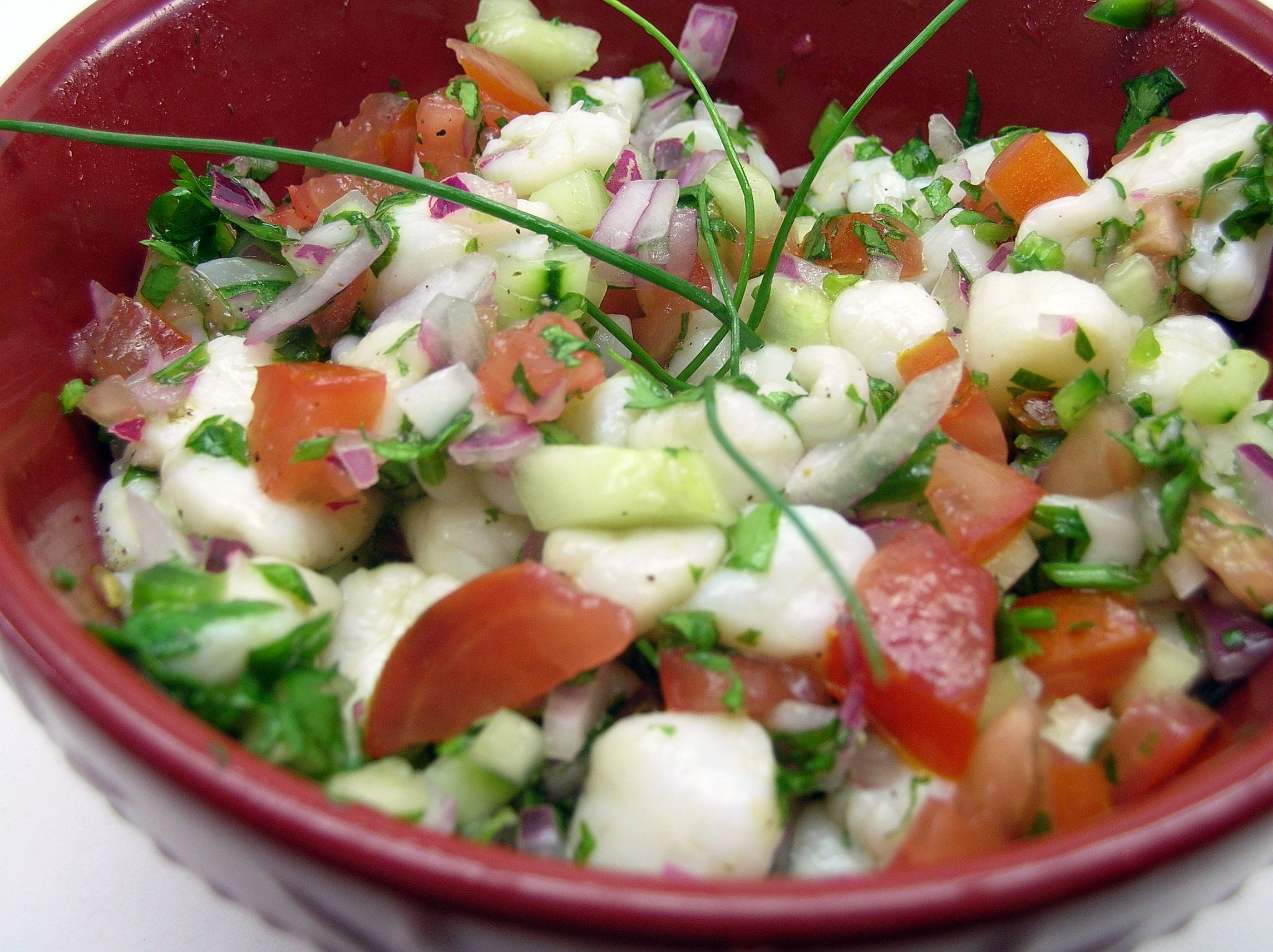 Wyep where the music matters for Fish for ceviche