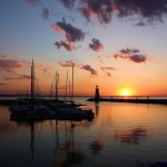 lake-hefner-sunset