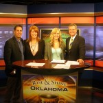 My Morning on Rise and Shine Oklahoma!