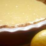 Sunday Potluck Fav -Lemon Ice Box Pie!