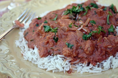 Chicken tikka masala dishin dishes and there you have it folks chicken tikka masala at home good good good stuff forumfinder Choice Image
