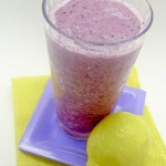 Blueberry Lemonade Smoothie