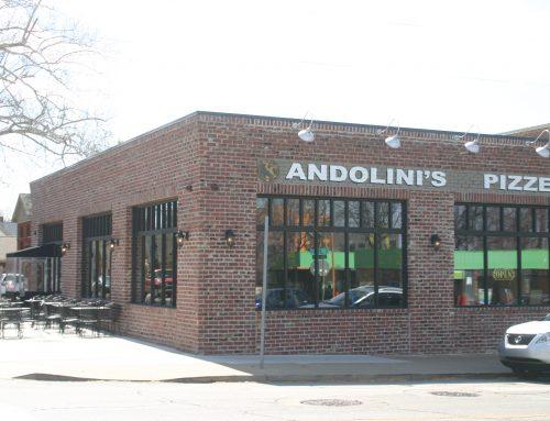 Andolini's Pizzeria on Cherry Street -Tulsa Tasting
