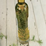 Making Your Own Herbed Oils