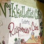 Nikkellette's Cafe (And Raspberries N Creme)