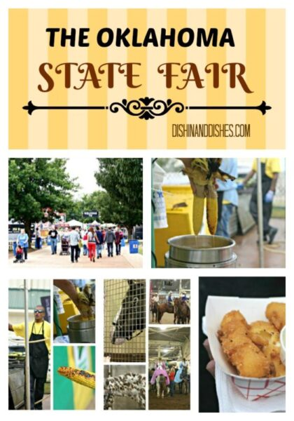 The Oklahoma State Fair - Dishin & Dishes