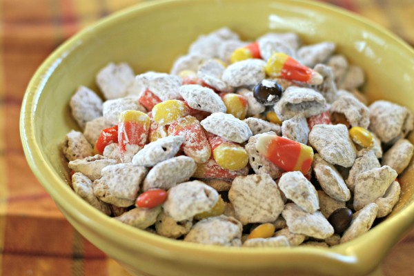Thanksgiving Puppy Chow