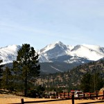 Spring Break in Estes Park