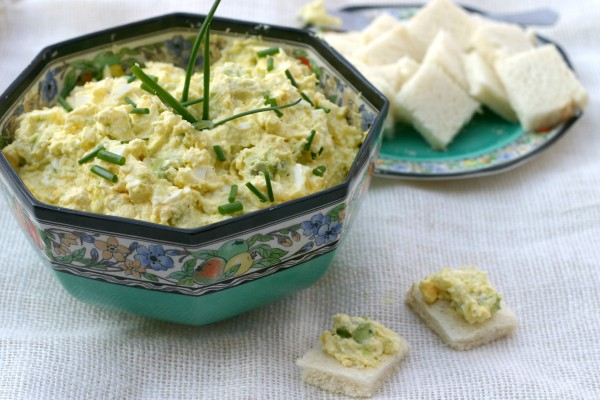 Deviled salad and avocado dip dishin dishes egg salad dip 2 forumfinder Choice Image