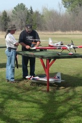 Tom Jones Model Airplane Field