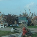 Moore tornado damage