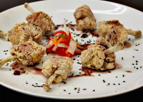 Guernsey Park Chicken Lollipops