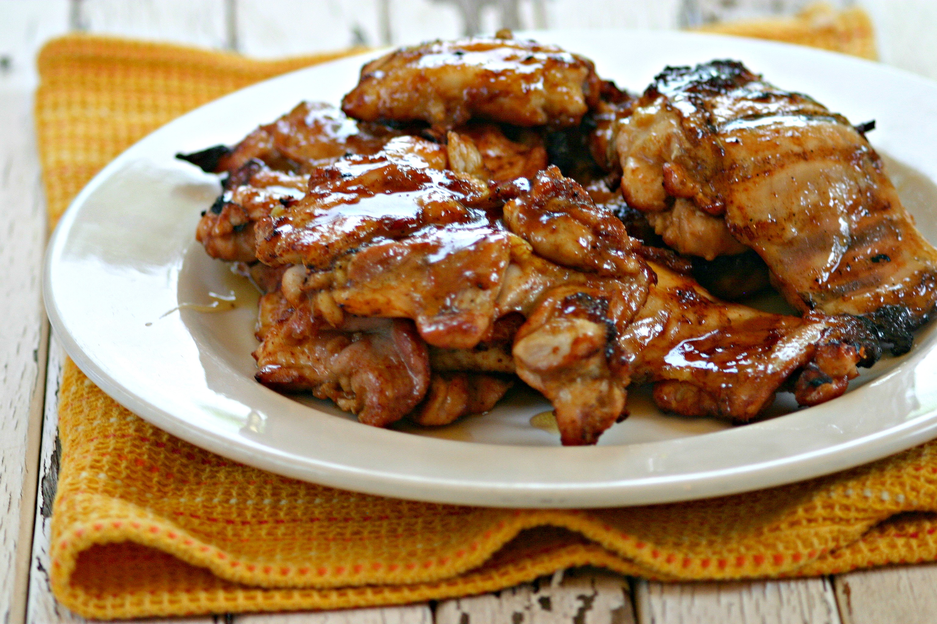Chipotle Honey Chicken