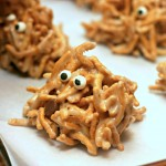 Goblin Haystacks – a Halloween Treat Recipe