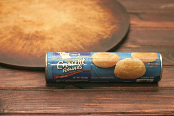 pillsbury crescent roll rounds