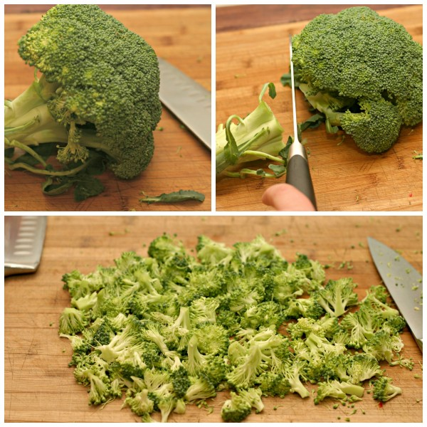 broccoli collage