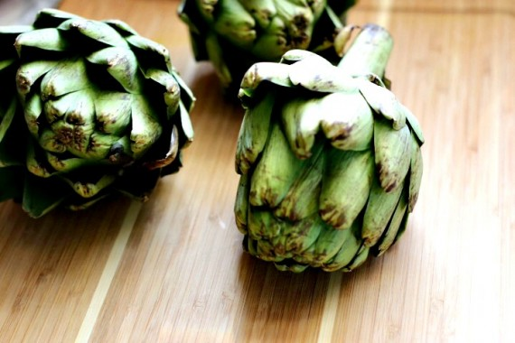 How to Prepare and Cook an Artichoke
