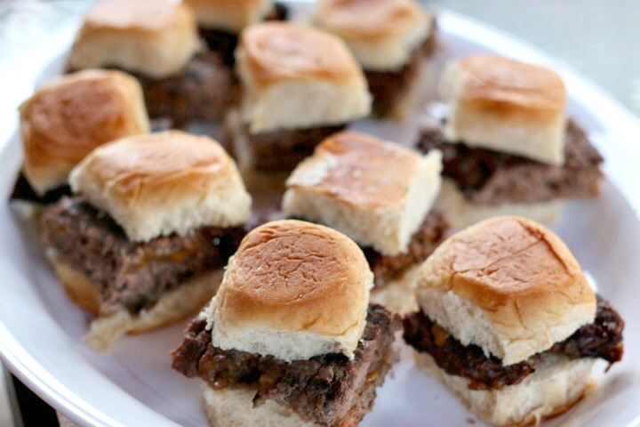 cheese stuffed burgers