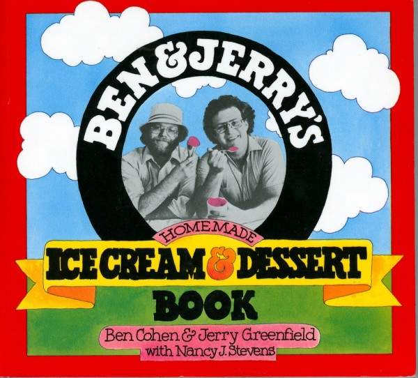 Be and Jerry's cookbook
