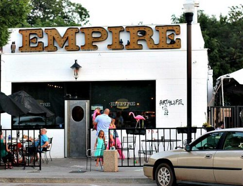 Empire Slice House
