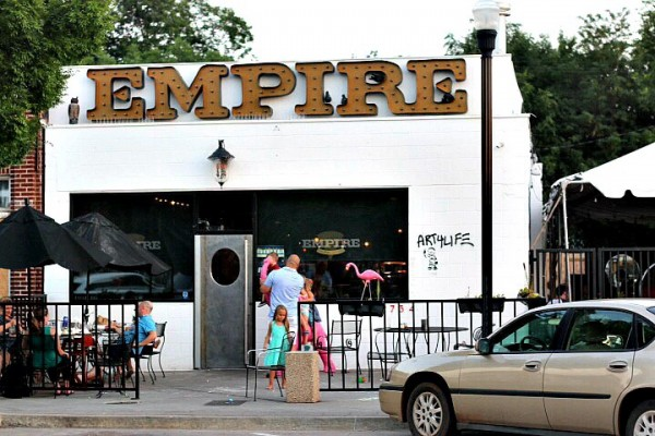 empire Slice House Exterior