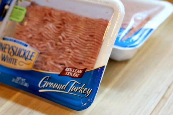 85-15 ground turkey