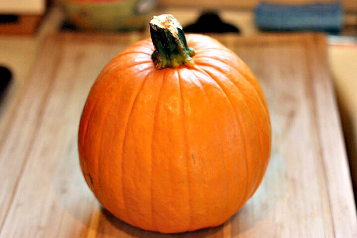 How to cook a sugar pumpkin