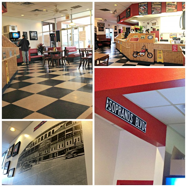 Cal's Chicago Style Eatery Interior