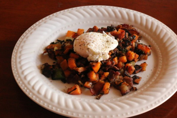 sweet potato hash 2