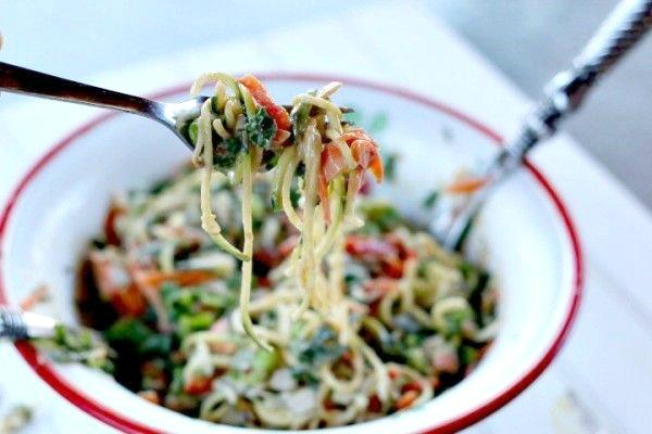 Thai Zoodle Salad