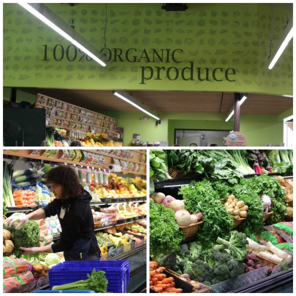 organic produce natural grocers