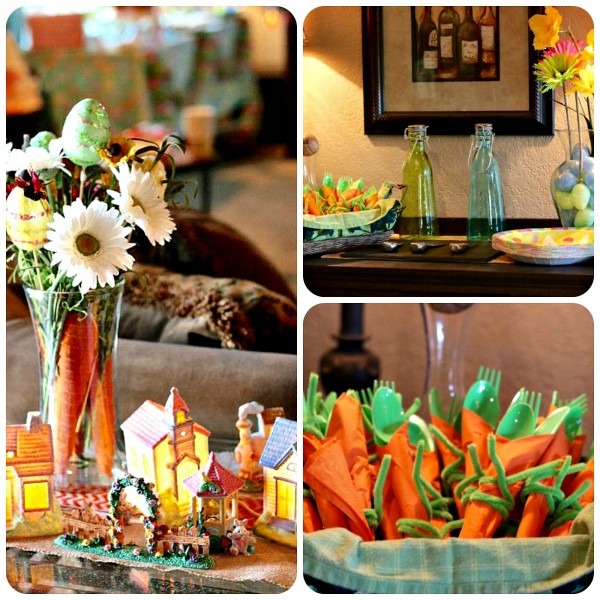 Easter Decor collage 1