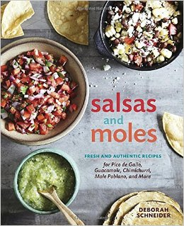 Salsas and Moles cookbook