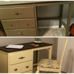 Thrift Store Desk Remodel – My War Room