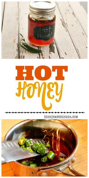 hot honey collage