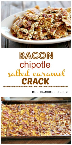 Bacon Chipotle Salted Caramel Crack