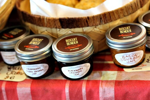 Biscuit Bender Bacon Bourbon Jam