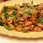 Homemade Sesame Chicken