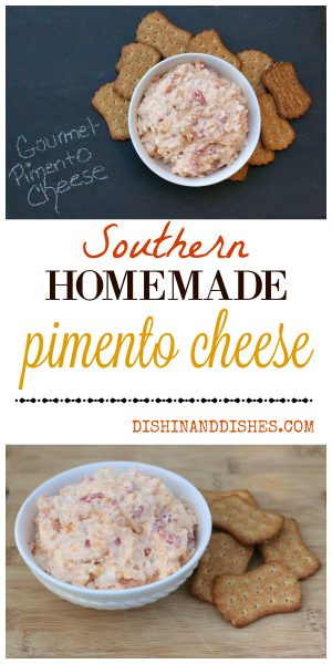 Homemade Gourmet Pimento Cheese Recipe