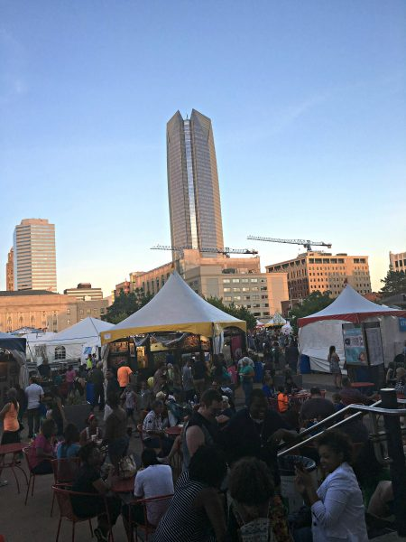 Downtown Oklahoma City Festival of the Arts 2016