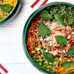 Thai Salmon Power Buddha Bowls