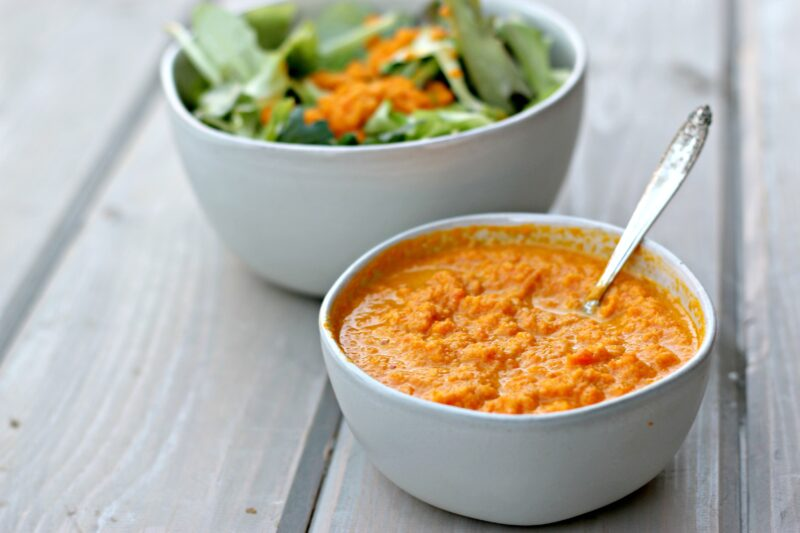 Ginger Carrot Asian Dressing